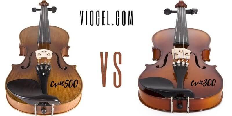 cecilioi cvn500 violin