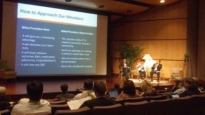 Panel at 8th Annual Boomer Venture Summit