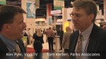 Tom Kerber of Parks Associates discusses some of the things he saw at CES 2013 relating to the Smart Home.