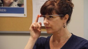 Telemedicine with Google Glass - image courtesy of Wound Care Advantage
