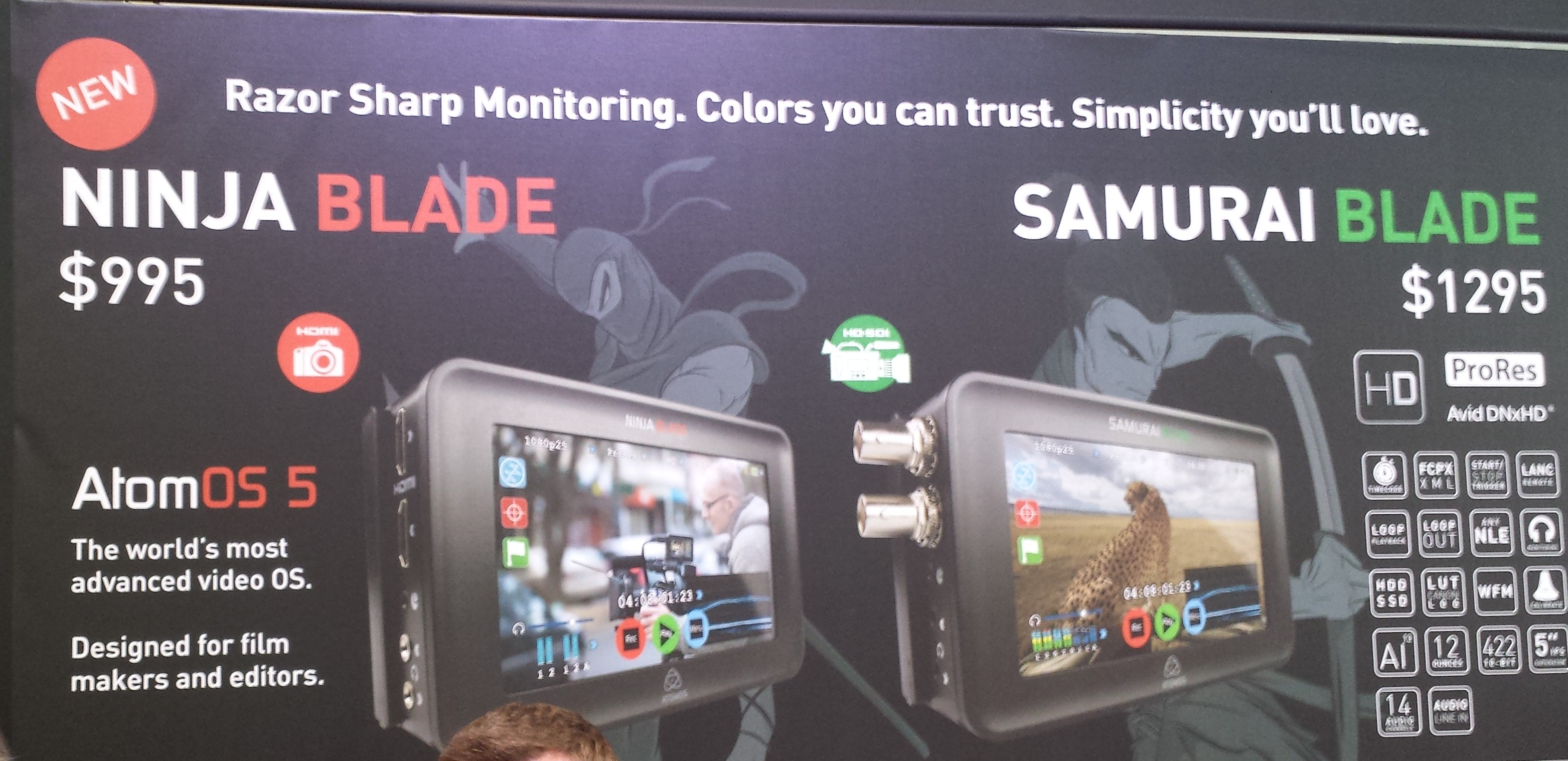 NAB 2014 Notes and Pictures | The Viodi View