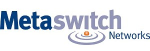 The Metaswitch Networks logo is what this image represents.