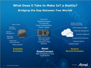 What does it take to make IoT a reality?