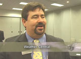 Steve Smedberg of Weather Central talks about the Weather in a very interactive interview