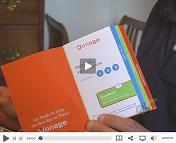 Click here to go to the video of the Vonage V-Phone
