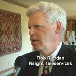 Rob Riordan of Nsight Telservices discusses Femtocell applications