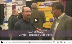Click here to view a video interview with Vernon Telephone and their use of Extreme Networks Ethernet product
