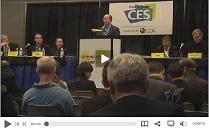 Kurt Scherf at CES