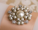 Pearls... small and large... Perfect for your unity candles...