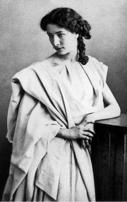 Sarah Bernhardt a legend