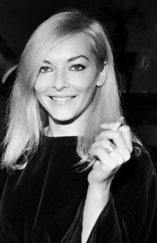 Beauty Will Save Beautiful Polish Actress Barbara Brylska