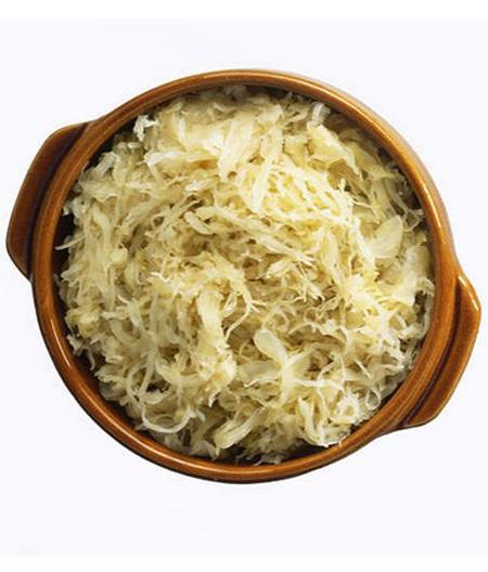 Sal Crauti ovvero Sauerkraut. Ricetta base.