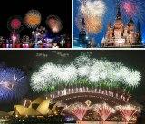 fireworksmontage