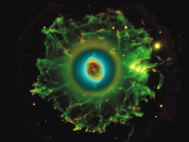 Catseye Nebula in Draco