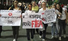 Protests in Brazil Against Transport Fares