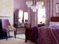 purple bedroom furniture