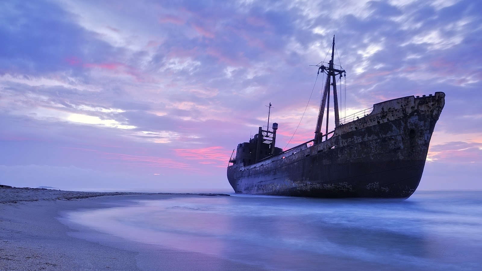 Ship Wrecks around the World