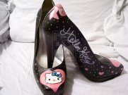 Custom_Hello_Kitty_High_Heels_by_IntellexualOne
