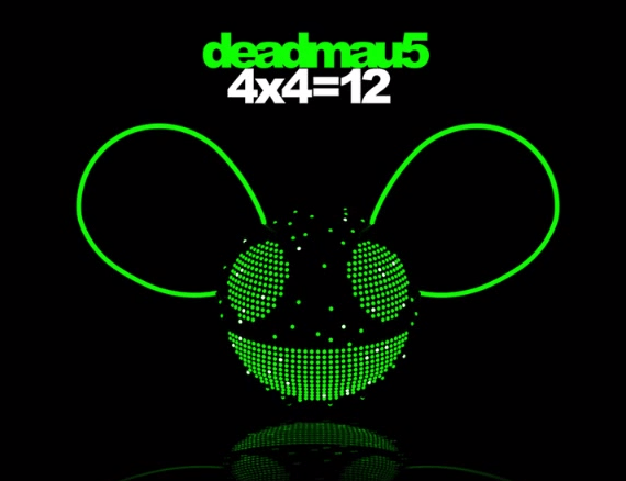 Deadmau5 – 4×4=12 (Continuous Mix) (FULL 1 Hour 9 Mins)