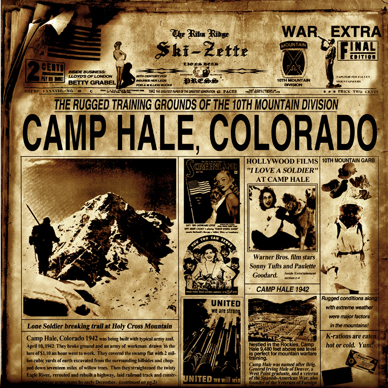 10th Mountain Division at Camp Hale