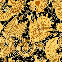 Honey BooBoo Seamless Pattern Set