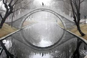 cool-bridge-reflection