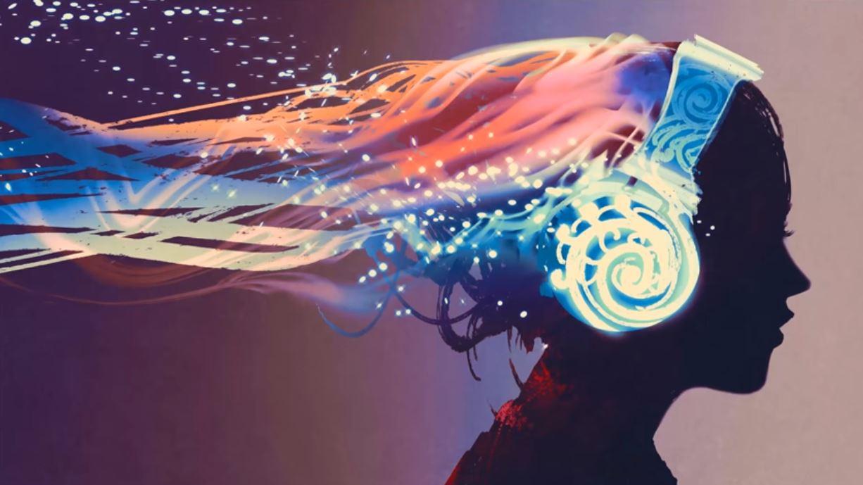 Elektronische Musik zum Lernen