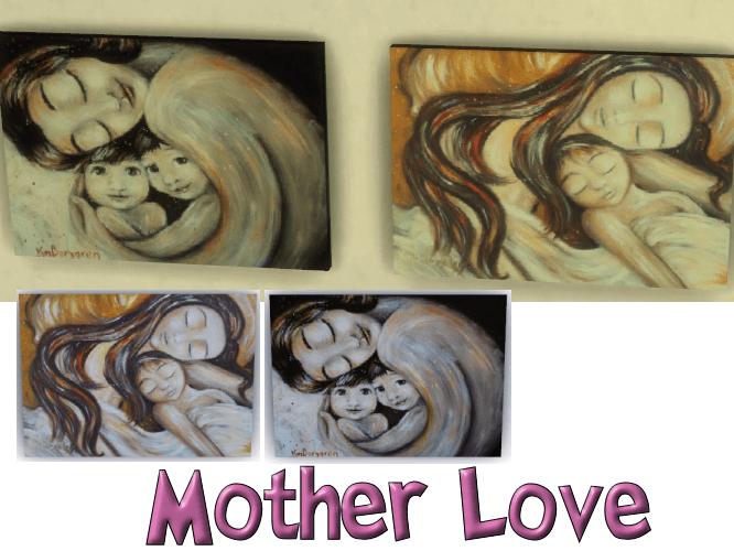 Mother Love Set 1