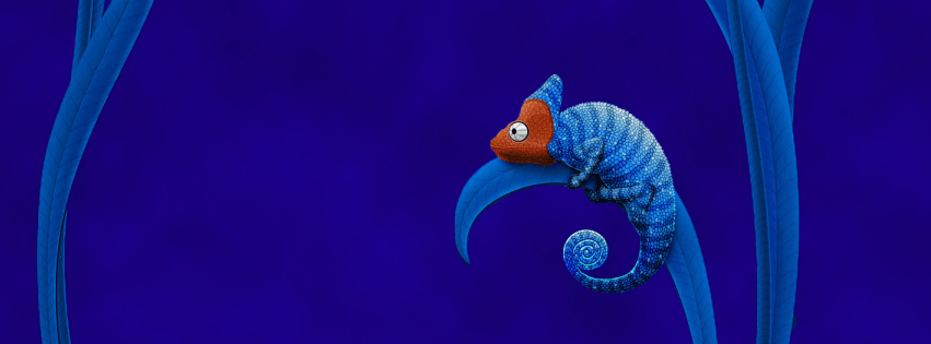 Blue Facebook Covers