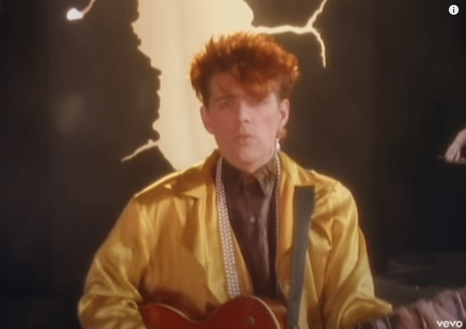 Thompson Twins – Lay Your Hands On Me