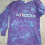 Youth Large Long Sleeve We Love Leadville Shirt