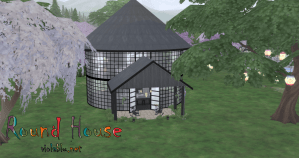 Round House for Sims 4
