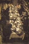"Walter Crump, ""Family Lunch, Shiraz, Iran,"" Archival inkjet print, 2021"