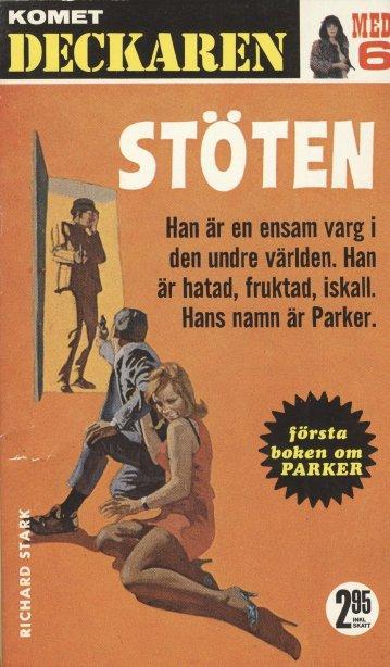 Kometförlaget (Sweden) (1968) (English: Point Blank)
