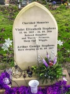Christmas grave 2019