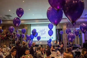 The Violet Ball September 2018