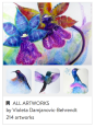 SCREEN SHOT from ArtFinder_January 2015