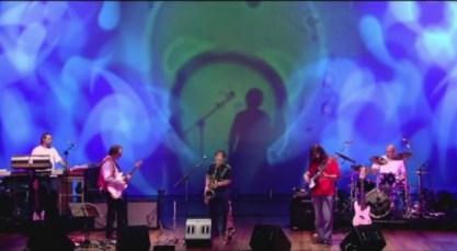 2008, Auditorio Ibirapuera