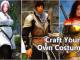 BDO Costumes you can craft - Jordines Casual, Jarettes Armor