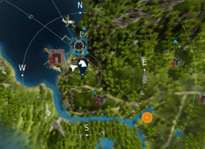 BDO Epheria Port Hill Horse Map