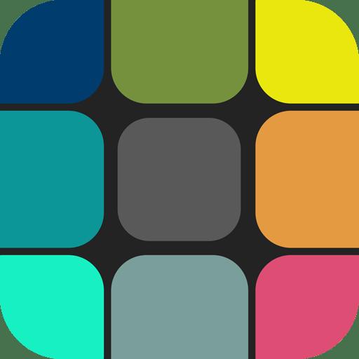 Blend + Sudoku= Blendoku app