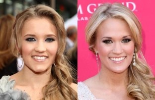 Emily Osment & Carrie Underwood