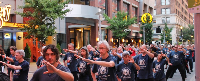 2014 International Tai Chi Symposium