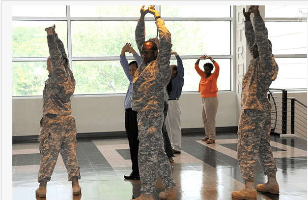 The U.S. Army enlists Tai Chi in the fight against addiction