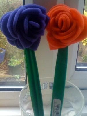 Rose Dish mops