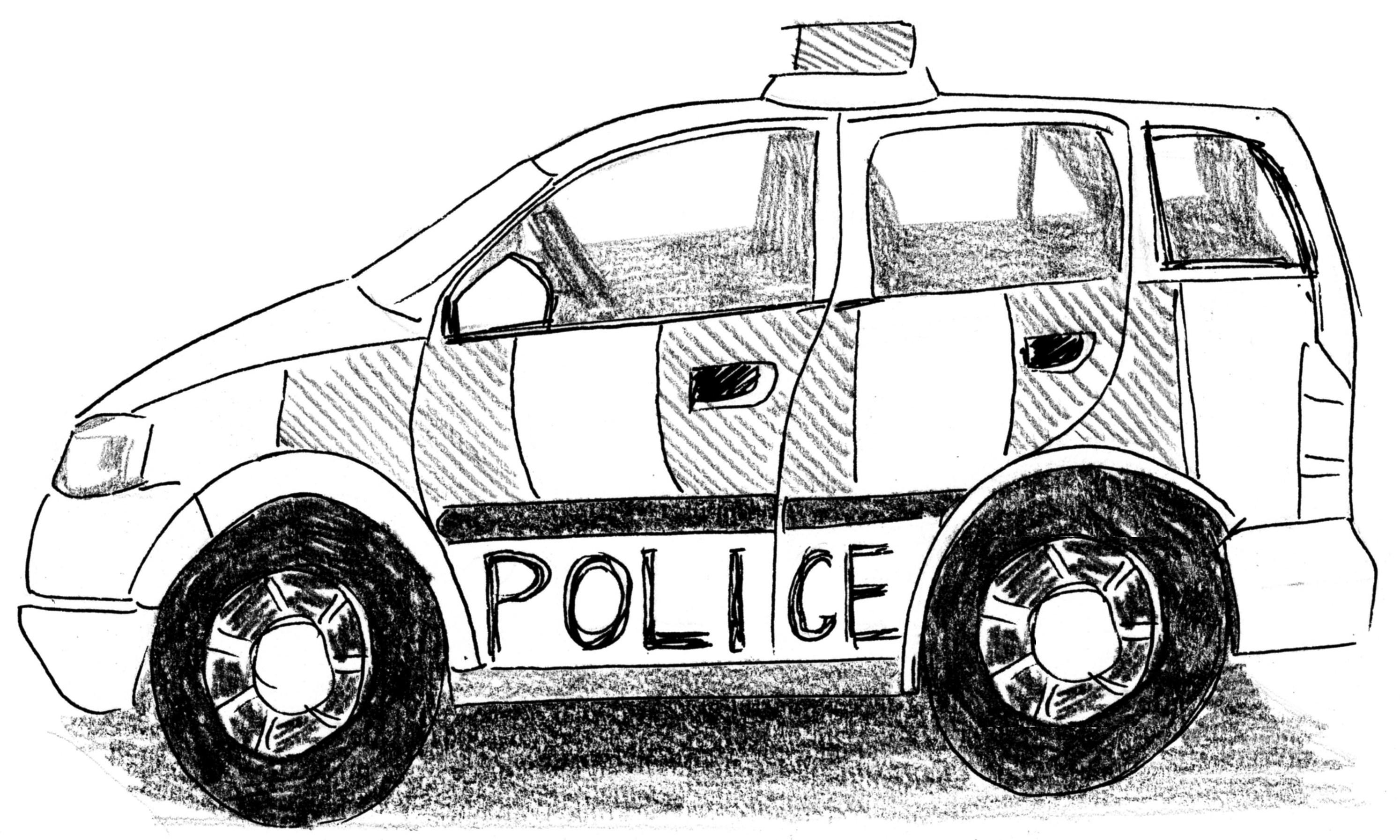 No Police Car