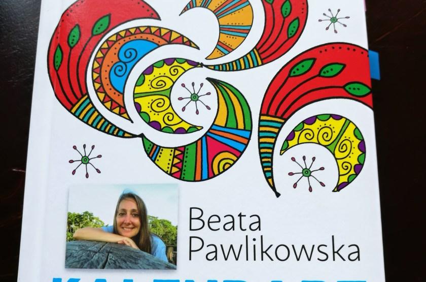 kalendarz - Beata Pawlikowska
