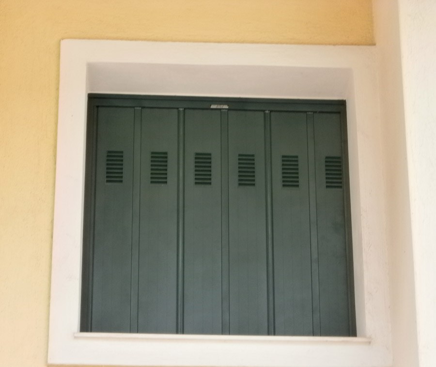 Safety shutters Type-110