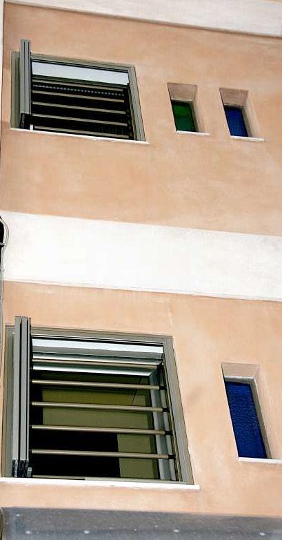 Μπάρες Ασφαλείας και Πατζούρι Ασφαλείας σε Μονοκατοικία
