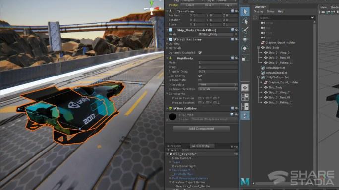 Unity Game engine